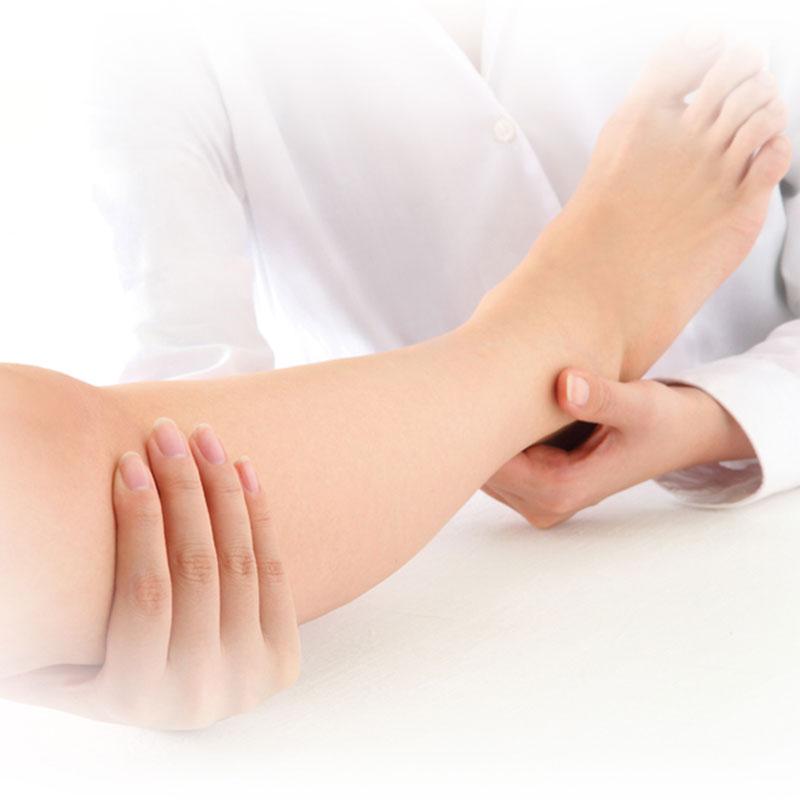 La plus avancée des technologie de massage avec coussinets d'air