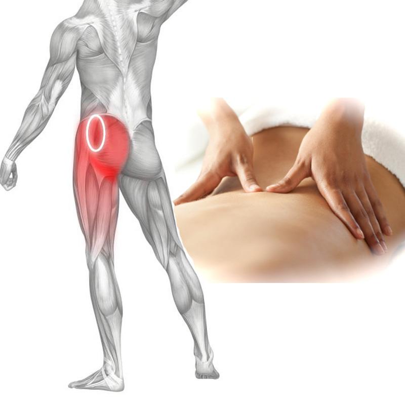 Le massage centré sur le nerf sciatique