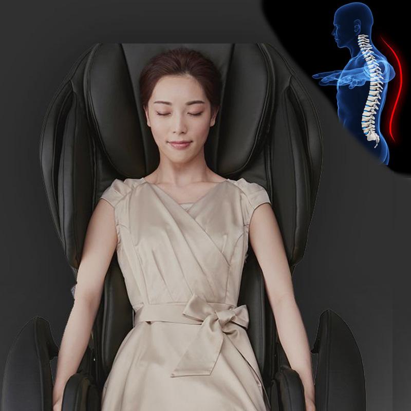 L'amélioration de la posture corporelle