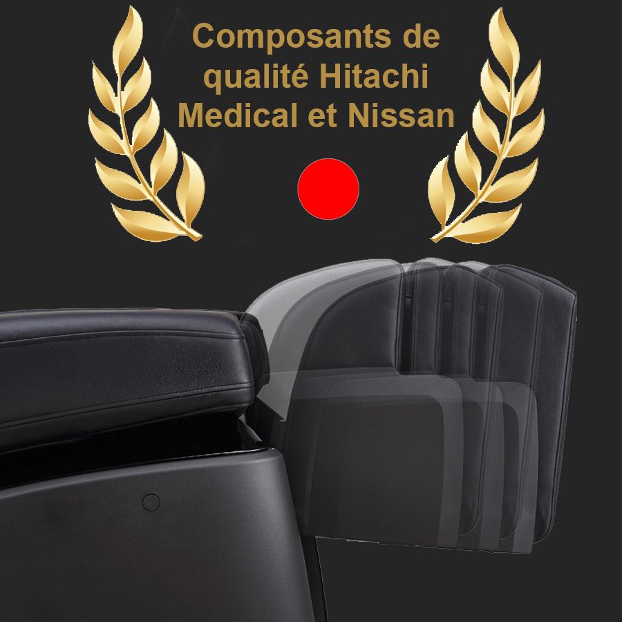 fujiiryoki fauteuil de massage